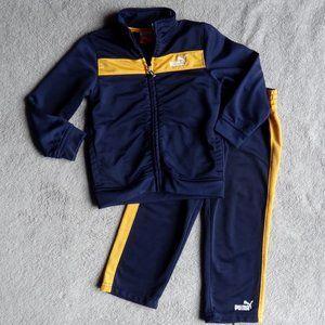 toddler Puma track suit